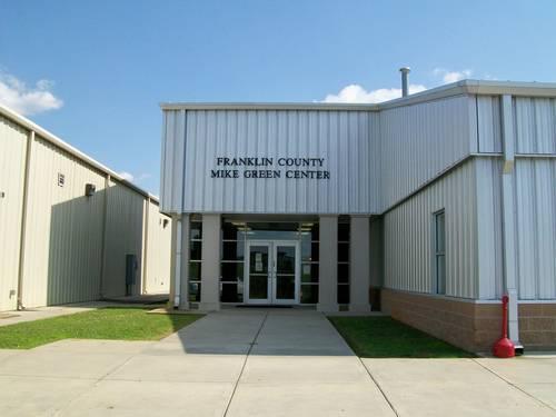 Detention Center - Franklin County AL Sheriff's Office